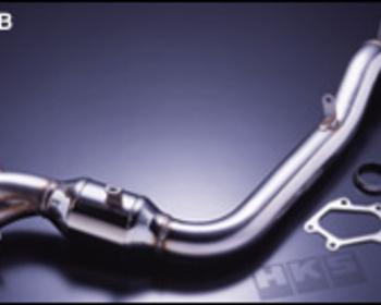 HKS - Metal Catalyzer - Subaru GDB