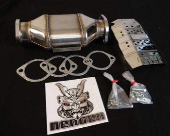 HKS - Metal Catalyzer