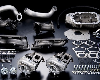 Special Turbo System Set Up Kit