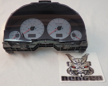 24810-RNV56-WH - Nissan - Skyline - CPV35 - White - TV/DVD Nav Option Use - 5M-AT
