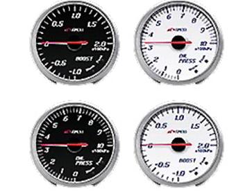 Apexi - EL2 System Meter - Fuel Pressure