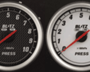 Blitz - Custom Made (CM) Meter - Oil Pressure
