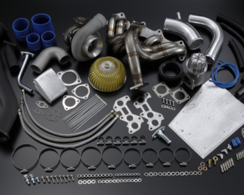 Greddy - Turbo Kit - Toyota JZ - Wastegate Type