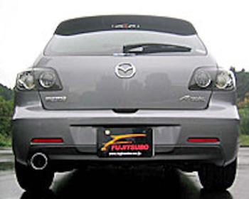 Fujitsubo - Wagolis Exhaust System