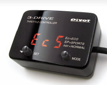 Pivot - Throttle Controller