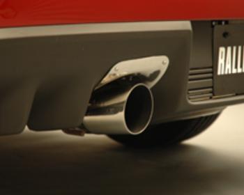 Ralliart - Rear Bumper Protector