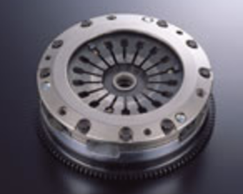 TRD - Twin Plate Clutch