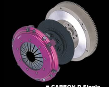 Exedy - Hyper Carbon - Carbon-D - Single Plate Clutch