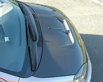C-One - Carbon Fibre Bonnet - Vitz