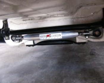 M and M Honda - Lower Arm Bar