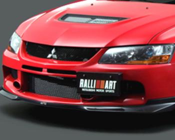 Ralliart - Sports Front Under Spoiler