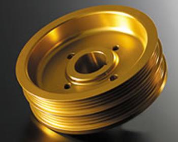 C-One - Aluminium Crank Shaft Pulley