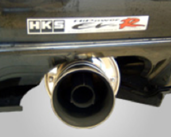 HKS - High Power Exhaust - EV-R