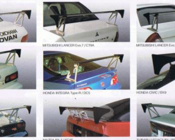 Cusco - GT Rear Wing Kit