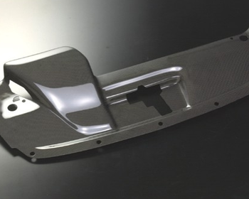 J's Racing - Carbon Cooling Plate