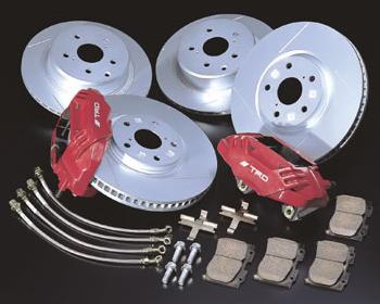 TRD - High Performance Brake Kit