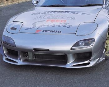 Fujita Engineering - AFFLUX Front Bumper - Ver.2 Type R