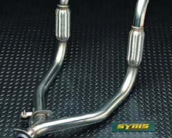Syms - Front Pipe