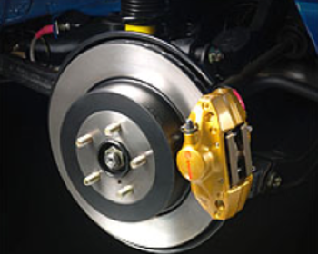 STI - Brembo Brake Kit