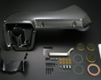 Suzuki Sport - Air Induction Box 2