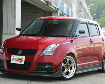 Sun Line Racing - SL-R Sport Aero Kit - Suzuki Swift