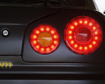 Sun Line Racing - SLR - Multi LED - R34 GTR - Version 2
