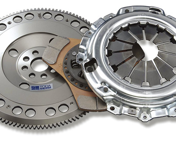 Toda - Clutch Kit + Ultra Light CrMo Flywheel - Metal