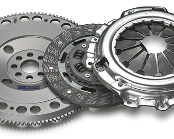 Toda - Clutch Kit + Ultra Light CrMo Flywheel - Sports
