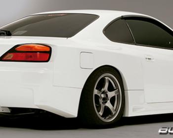 Sequential - Black Illusion - Silvia S15