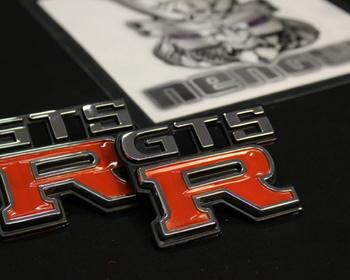 East Bear - GTS-R Emblem