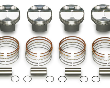 Toda - High Power Profile Piston Kit