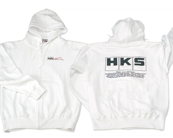 HKS - Jumper 801 - White