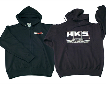 HKS - Jumper 801 - Black