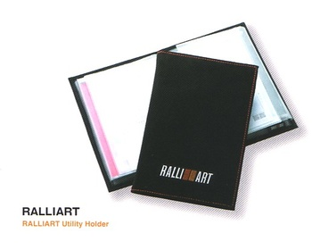 Ralliart - Utility Holder
