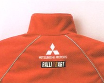 Ralliart - MITSUBIHI Fieece Jacket