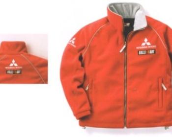Ralliart - MITSUBIHI Fieece Jacket