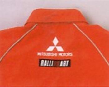 Ralliart - MITSUBIHI Pit Shirt(long-sleeve)