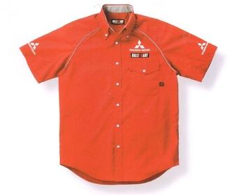 Ralliart - MITSUBIHI Pit Shirt(semi-sleeve)