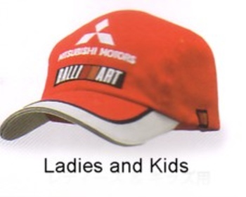 Ralliart - MITSUBIHI Cap Ladies and Kids