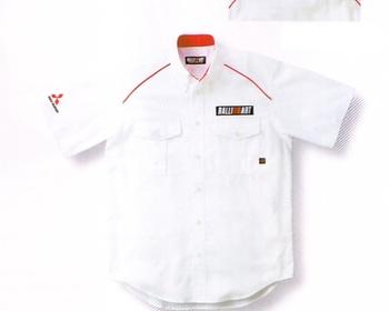 Ralliart - Pit Shirt(semi-sleeve)