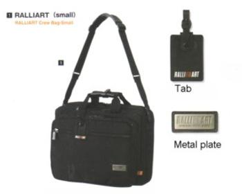 Ralliart - Crew Bag-Small