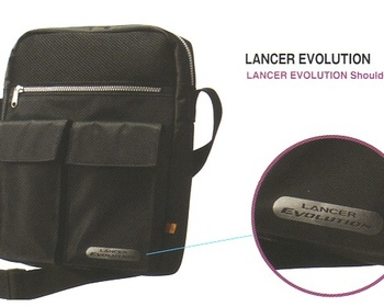 Ralliart - LANCER EVOLUTION Shoulder Bag