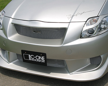C-One Front Bumper with Grille