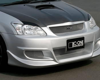 C-One - Front Bumper with Grille Ver 2 - CA5210-NE122