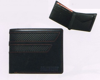 Ralliart - Soft Carbon Wallet