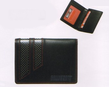 Ralliart - Soft Carbon Card Case