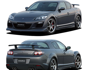 AutoExe - SE-03C Styling Kit - RX8