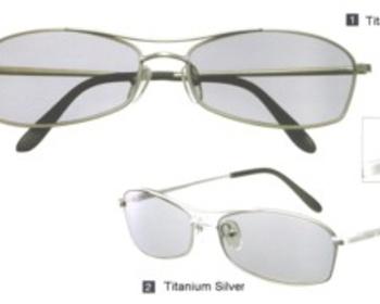 Ralliart - Driving Sunglass Titanium