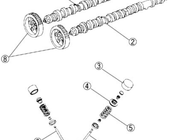 TRD - Valve Train System - 4A-GE
