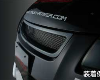 Trust - Greddy - Carbon Front Gril